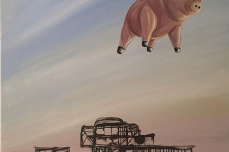 ''West Pier Pig''