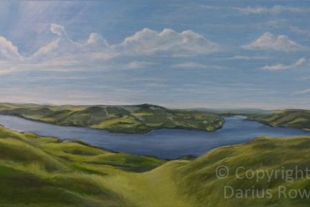 """""""Ullswater, Lake District"""""""