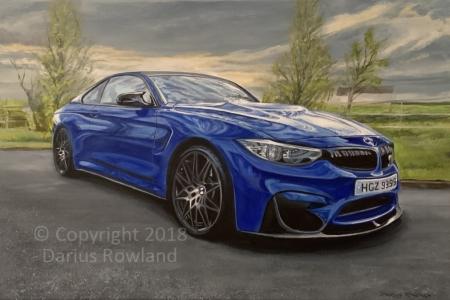 """""""BMW M4 CS"""""""